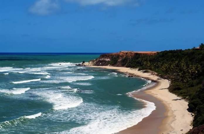 Praia de Pipa é uma das melhores praias para paquerar