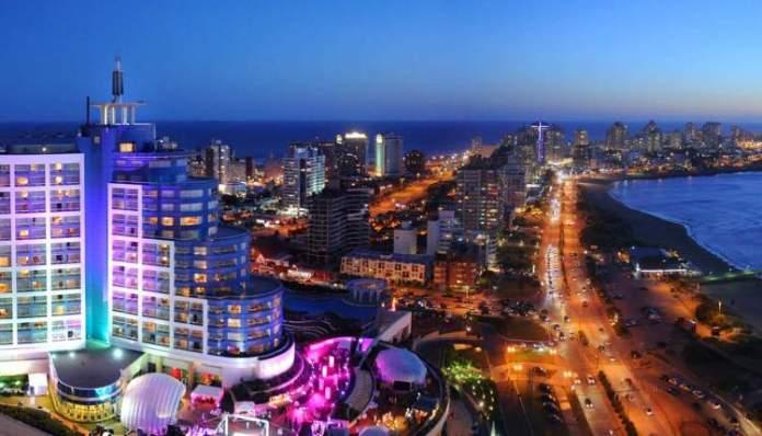 Punta del Este no Uruguai é um dos países para viajar sem visto