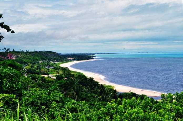 Taperapuã Porto Seguro é uma das melhores praias para paquerar