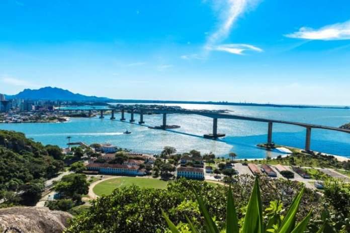 Vitória é um dos destinos baratos para viajar em julho de 2019