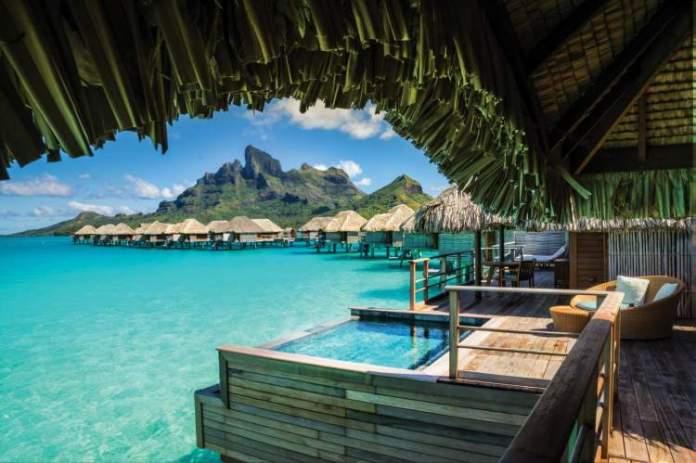 Curtir hotéis incríveis é uma das Razões para passar a lua de mel em Bora Bora