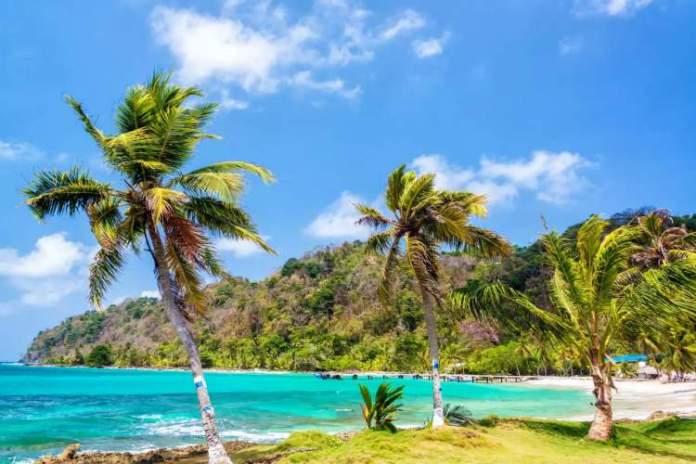 melhores praias do Panamá post
