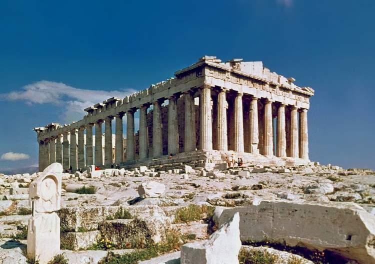 Melhor época para ir à Grécia post quatro