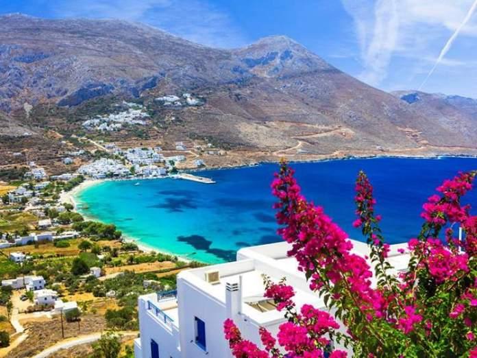 Melhor época para ir à Grécia post três