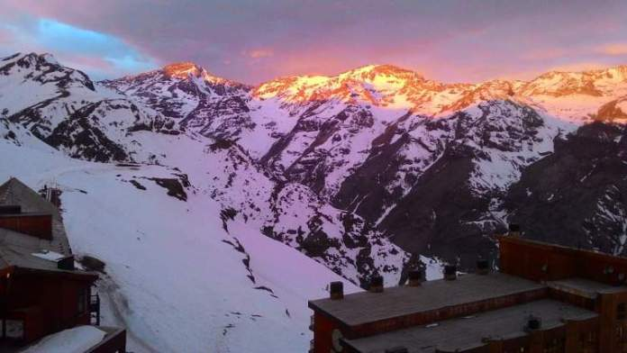 Melhor época para ir ao Chile com foco na Cordilheira dos Andes