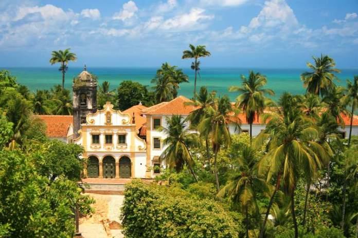Olinda em Pernambuco é um dos destinos baratos no Nordeste para viajar gastando pouco