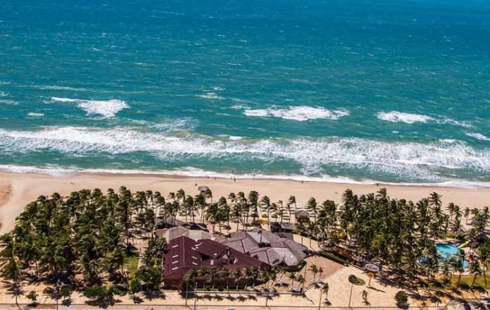 Praia do Futuro é uma das melhores praias de Fortaleza