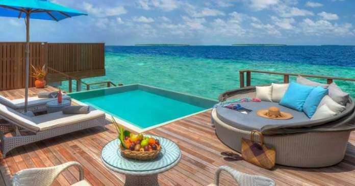 Viagem para Maldivas Hotel Dusit Thani Maldives