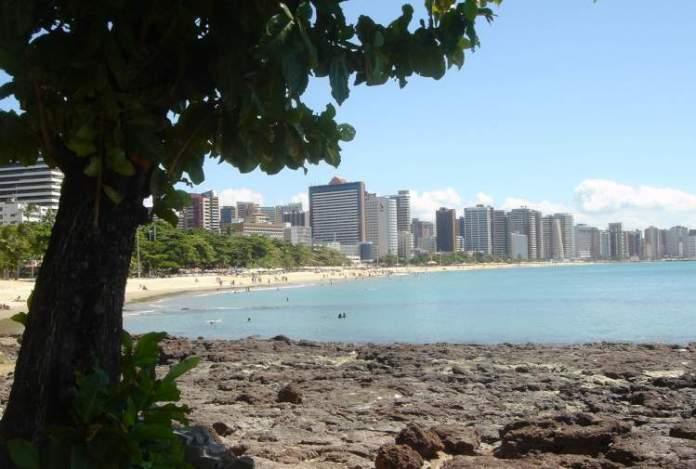 Volta da Jurema é uma das melhores praias de Fortaleza