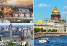 destinos baratos para viajar pela Europa em 2019