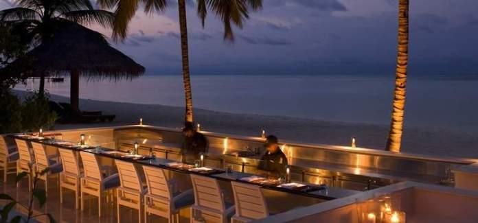 Comer no Royal Garden Café é uma das dicas para fazer uma viagem econômica para as ilhas Maldivas