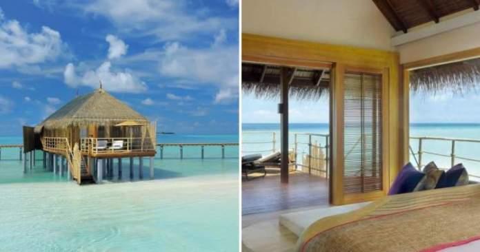 Constance Moofushi é um dos melhores hotéis nas Maldivas
