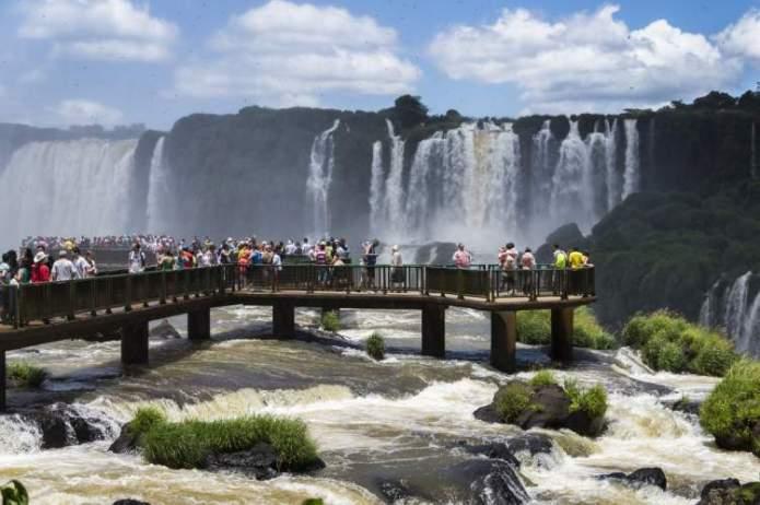 Foz do Iguaçu é um dos destinos nacionais lindos e baratos