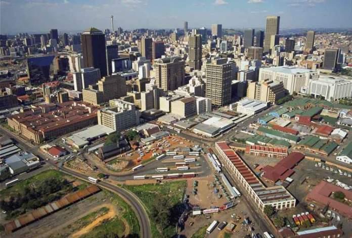 Joanesburgo África do Sul