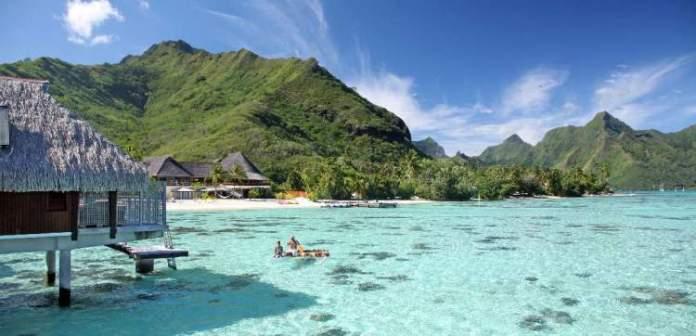 Moorea é uma das praias mais lindas da Polinésia Francesa