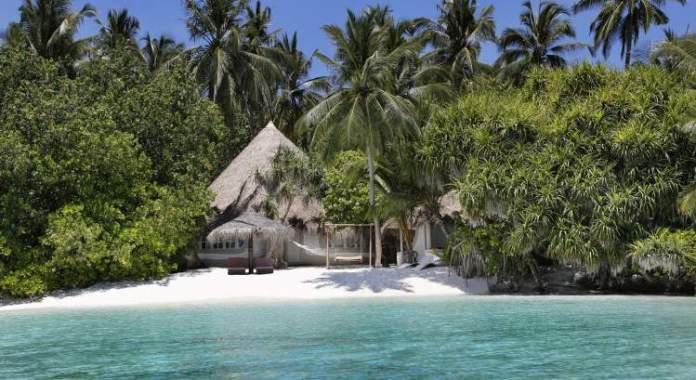 Nika Island Resort & Spa é um dos melhores hotéis nas Maldivas