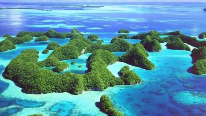 Palau é uma das ilhas mais lindas do mundo