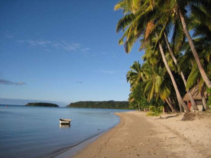 Papageno Eco-Resort em Fiji