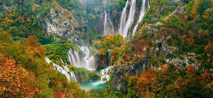Parco Nazionale Plitvice na Croácia é um dos lugares mais lindos do mundo