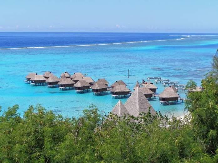Polinésia Francesa é uma das ilhas mais lindas do mundo