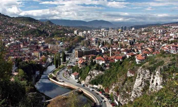 Sarajevo na Bósnia é um dos destinos baratos para conhecer na Europa