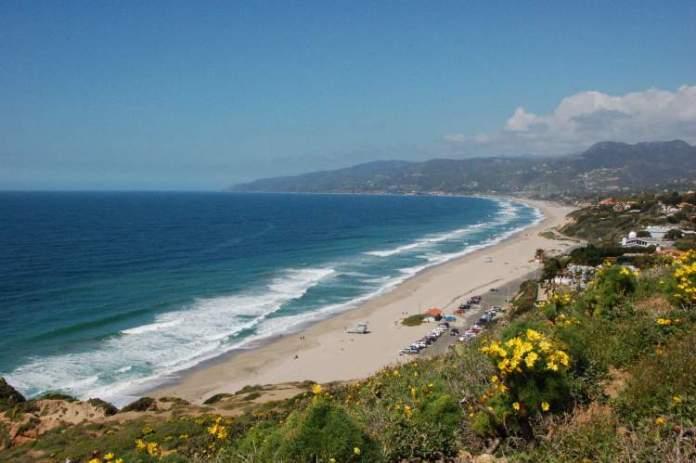 Zuma Beach é uma das melhores praias da Califórnia