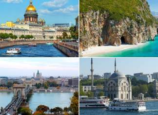 destinos baratos para conhecer na Europa