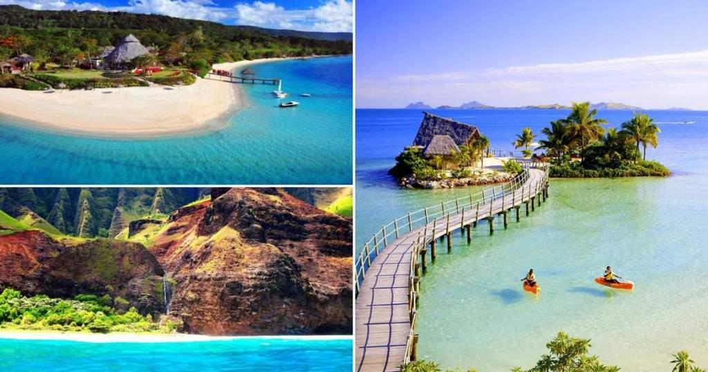 ilhas mais lindas do mundo