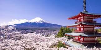 melhores lugares para visitar no Japão