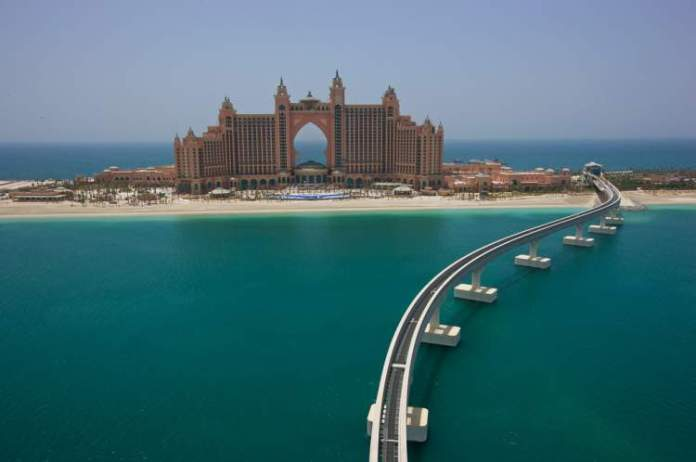 Atlantis the Palm Emirados Árabes Unidos