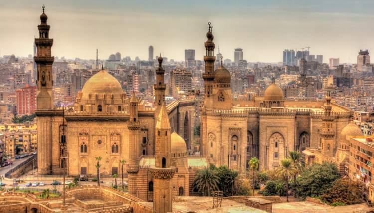 Cidadela de Saladino no Egito