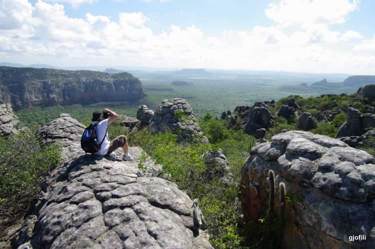 Conhecer o Parque Nacional do Catimbau e fugir do Carnaval e ficar longe da folia