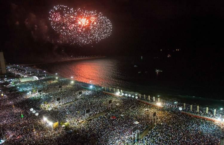 Fortaleza Ceará é um dos melhores destinos para viajar no Natal e Ano Novo