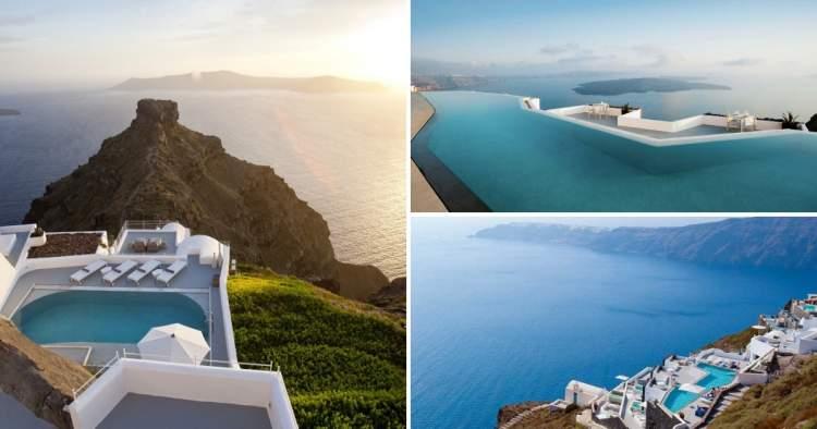 Grace Hotel é um dos melhores hotéis na Grécia