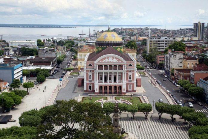 Teatro de Manaus