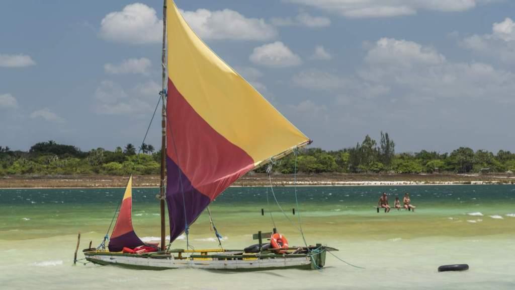 Jericoacoara no Ceará