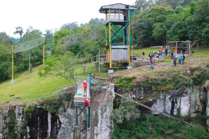 Parque Gasper, Vale dos Vinhedos - Serra Gaúcha