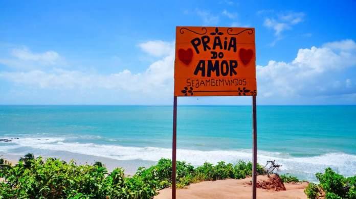 Praia do amor, Tibau do Sul - RN