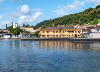 São Francisco do Sul - Santa Catarina