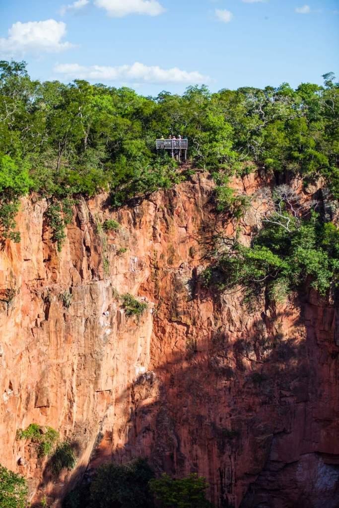 Buraco dos araras em Bonito - Mato Grosso do Sul