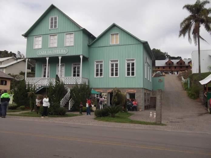 Casa da Ovelha, Vale dos Vinhedos - Serra Gaúcha
