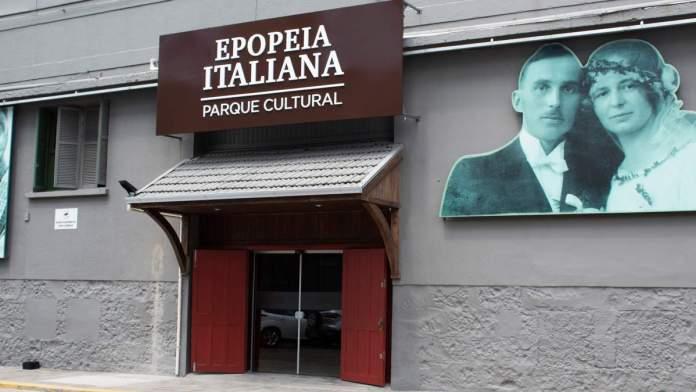 Epopeia Italiana, Vale dos Vinhedos - Serra Gaúcha