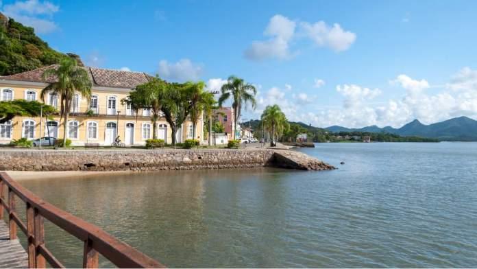 Melhores praias de São francisco do Sul - Santa Catarina