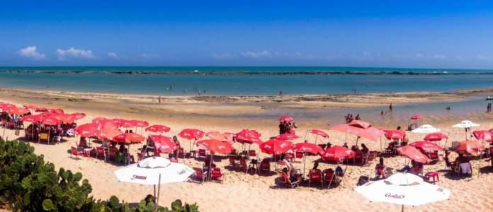 Barra de São Miguel é um dos destinos baratos para viajar em janeiro de 2020