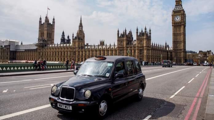 Black Cabs (táxi em Londres)