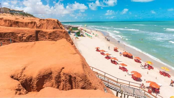 Canoa Quebrada em Fortaleza - Ceará