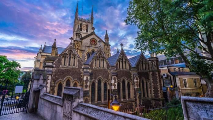 Catedral de Southwark,, Londres - Inglaterra