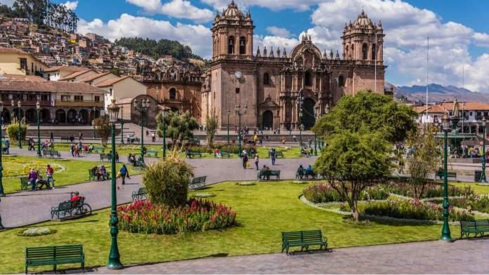 Cusco no Peru é um dos destinos baratos para viajar em janeiro de 2020