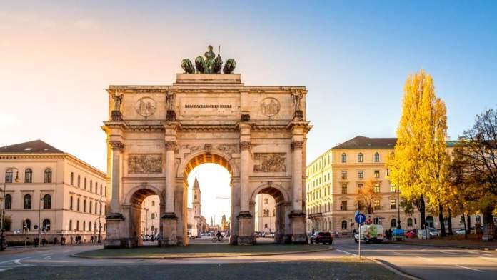 Leopoldstrasse, Munique - Alemanha