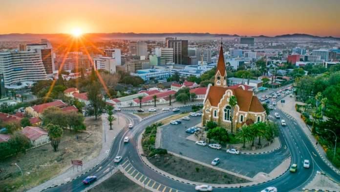Namíbia na África é um dos destinos baratos para viajar em setembro de 2020